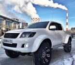Toyota Hilux 3.0D AT Turbo AWD 2013