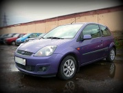 Ford Fiesta 1.4 MT 2006